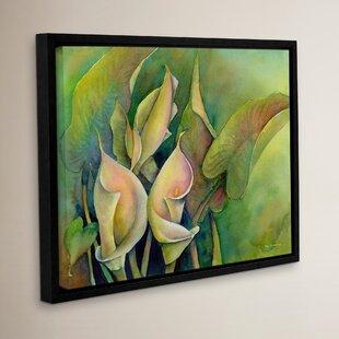 Lovely Calla Lily Wall Art | Wayfair FP66