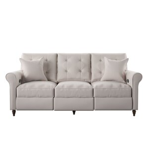 Allen Reclining Sofa by Wayfair Custom Uphol..