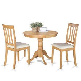 Staton 3 Piece Dining Set
