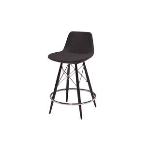Nohlan Wool 29 Bar Stool