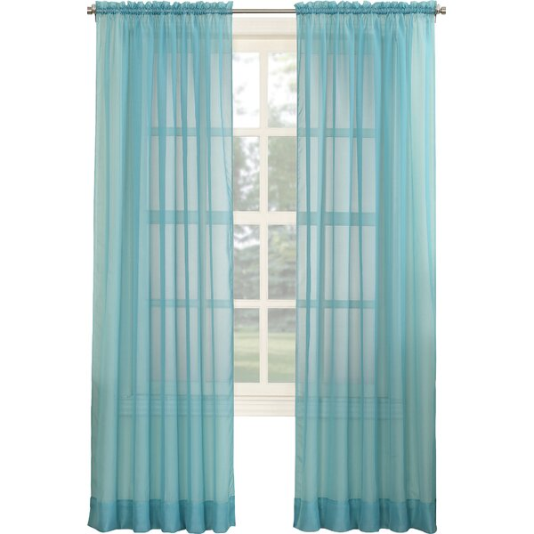 Ivory And Cream Sheer Curtains Youll Love
