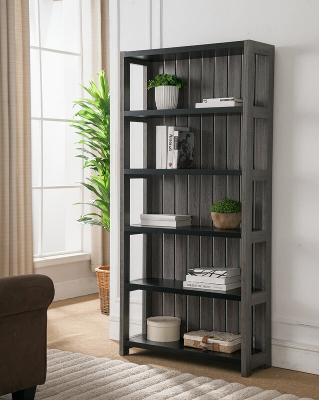 Loon Peak Kelleia Standard Bookcase & Reviews | Wayfair