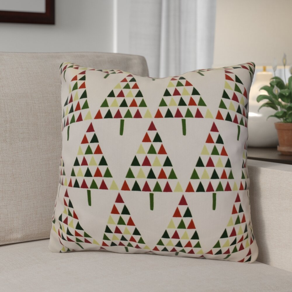 The Holiday Aisle Decorative Holiday Outdoor Throw Pillow Wayfair