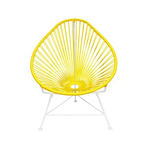 Canela Papasan Chair by Mercury Row