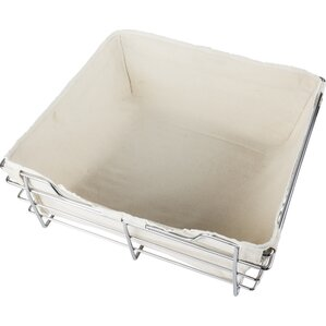 Canvas Basket Liner by Hardware Resources