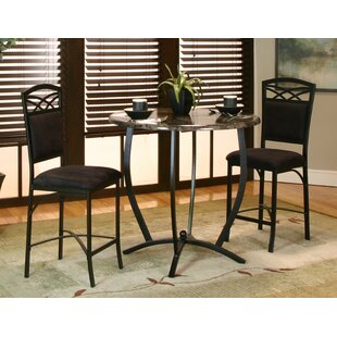 Jacob 3 Piece Dining Set