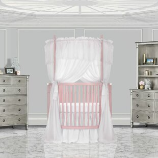 Save to Idea Board & Princess Crib Canopies | Wayfair