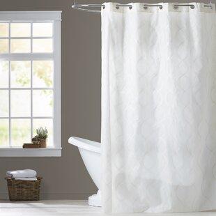 Debrah Ivory Shower Curtain