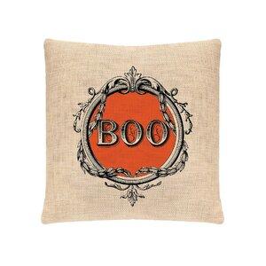 Halloween Frames Pillow Cover