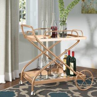 Mattern Indoor Bar Cart