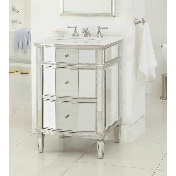 Beachmere 24 Single Bathroom Vanity Set