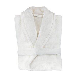 Bradley 100% Turkish Cotton Terry Cloth Bathrobe c227c4e53