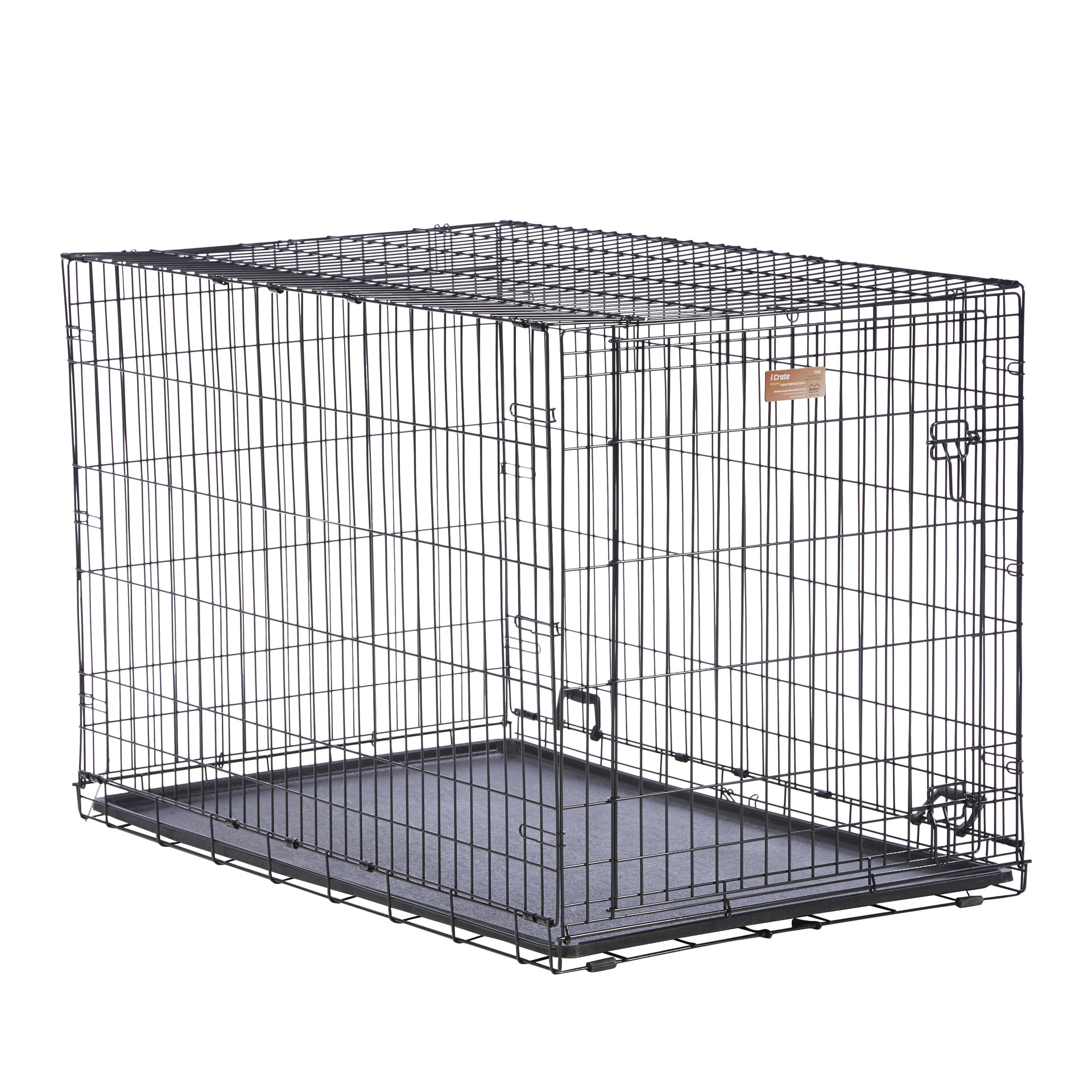 Archie Oscar Deacon Single Door Pet Crate Reviews Wayfair