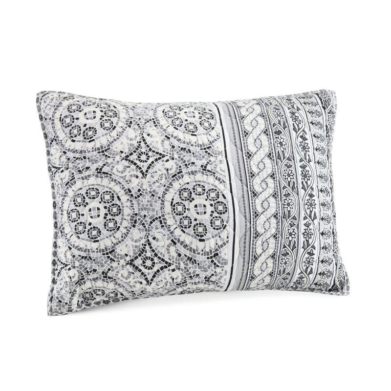 jessica simpson home mosaic border quilt & reviews   wayfair, Wohnideen design