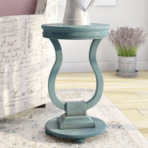 Sofiane End Table by Lark Manor