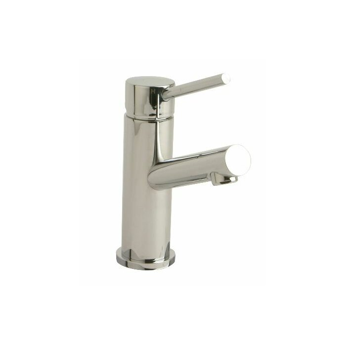 Centerset Bathroom Faucet with Optional Deck Plate