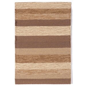 Derby Stripe Sand Indoor/Outdoor Rug
