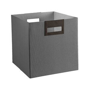Decorative Storage Fabric Bin