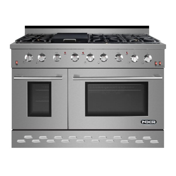 Wondrous Gas Range With Griddle Wayfair Home Interior And Landscaping Ponolsignezvosmurscom