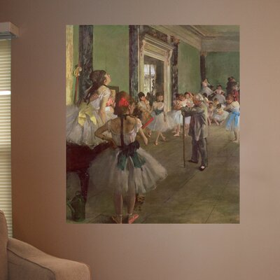the dance class painting