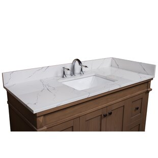 "49"" Single Bathroom Vanity Top"