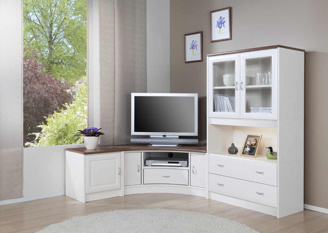 dCor design Regal TV Unit for TVs up to 50\