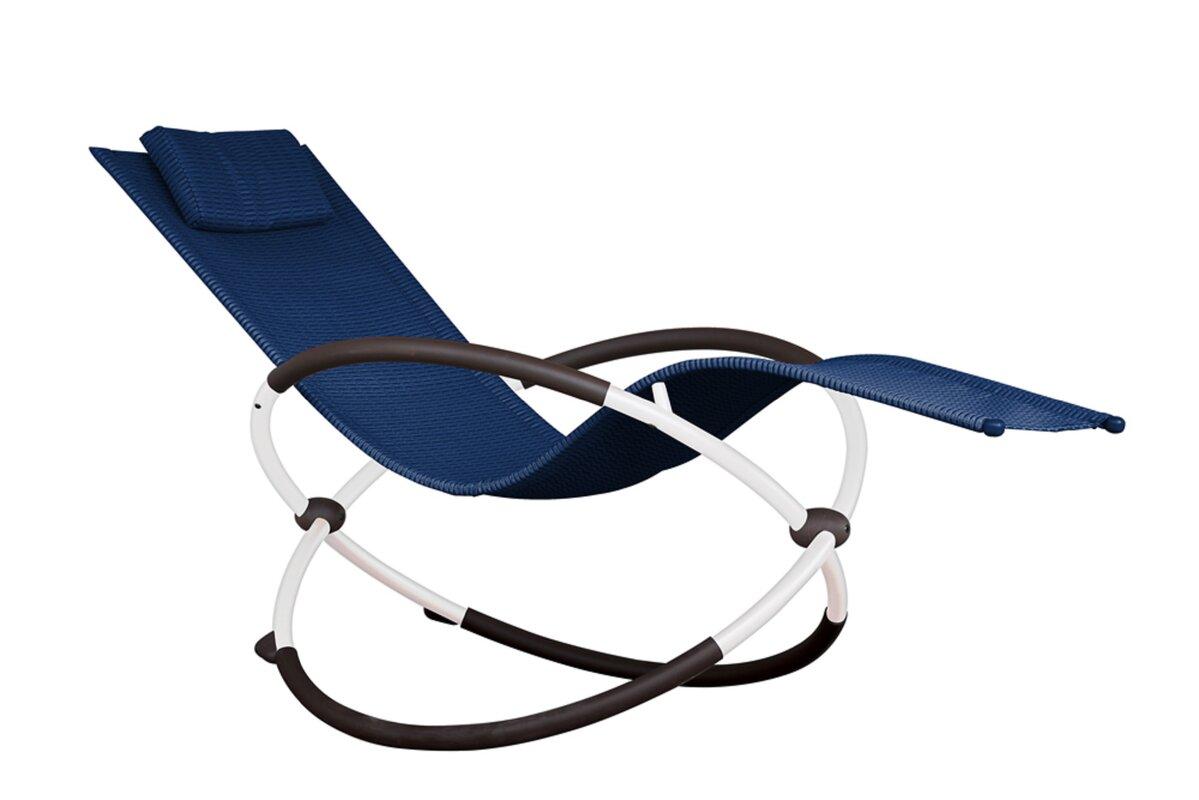 Kaylah Zero Gravity Chair With Cushion