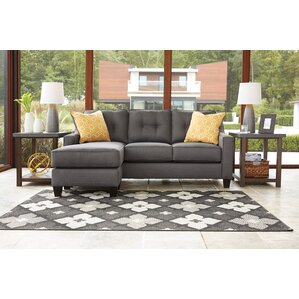 Aldie Reversible Sectional by Benchcraft