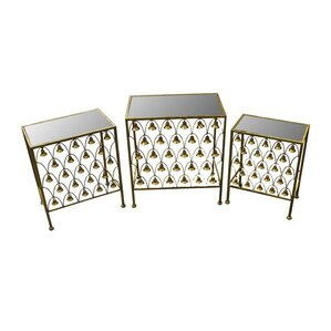3 Piece End Table Set by ESSENTIAL D?COR & B..
