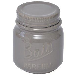 Mason Bathroom Storage Jar with Cover