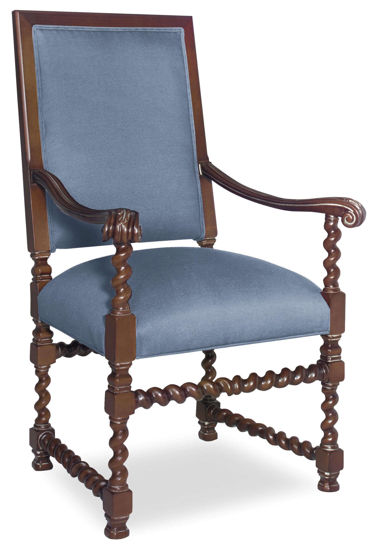 Tory Furniture Divine Jordan Upholstered Dining Chair