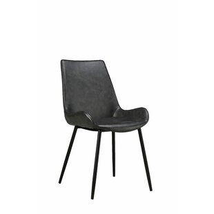 Ewald Modern Upholstered Dining Chair (Set of 2)