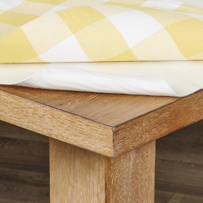 Wayfair Basics Wayfair Basics Cushioned Table Pad Reviews Wayfair - Cushioned table pad