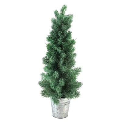 Vickerman Colorful Upside Down 9' Green Artificial Christmas Tree ...
