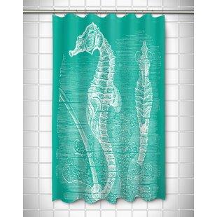 Seahorse Shower Curtain Hooks