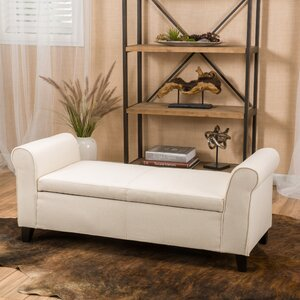 Varian Upholstered Storage Bench