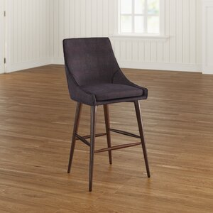 Groovy Mercury Row Blaisdell 24 Bar Stool Machost Co Dining Chair Design Ideas Machostcouk