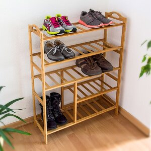 Compartment Shoe Rack With Ireland