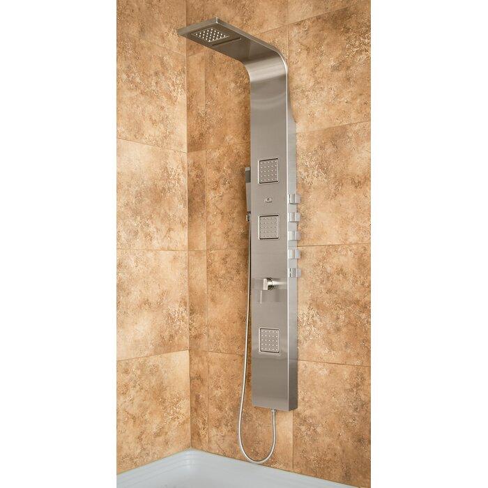 Pulse Shower Spas Waimea ShowerSpa & Reviews   Wayfair.ca