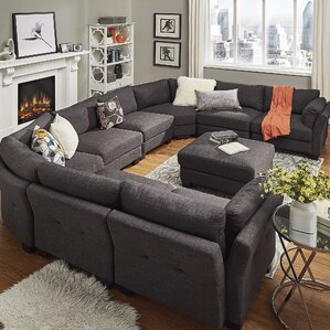 Alkmene Sectional Collection by Mercury Row