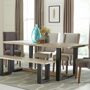 Gillespie Base Dining Table by Laurel Fou..