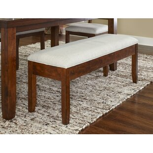 Geduhn Bench  sc 1 st  Wayfair & Dining Bench Storage Benches Youu0027ll Love | Wayfair