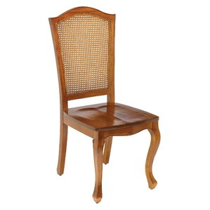 Cecilwood Solid Wood Dining Chair by August Grove