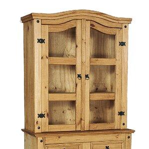 Rustic Corona Standard Display Cabinet