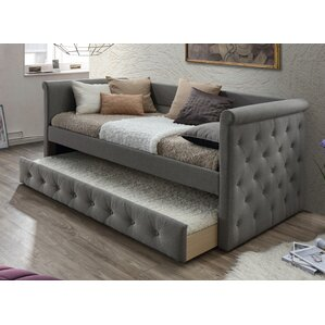 baxton studio marea daybed with trundle - Daybeds With Trundles