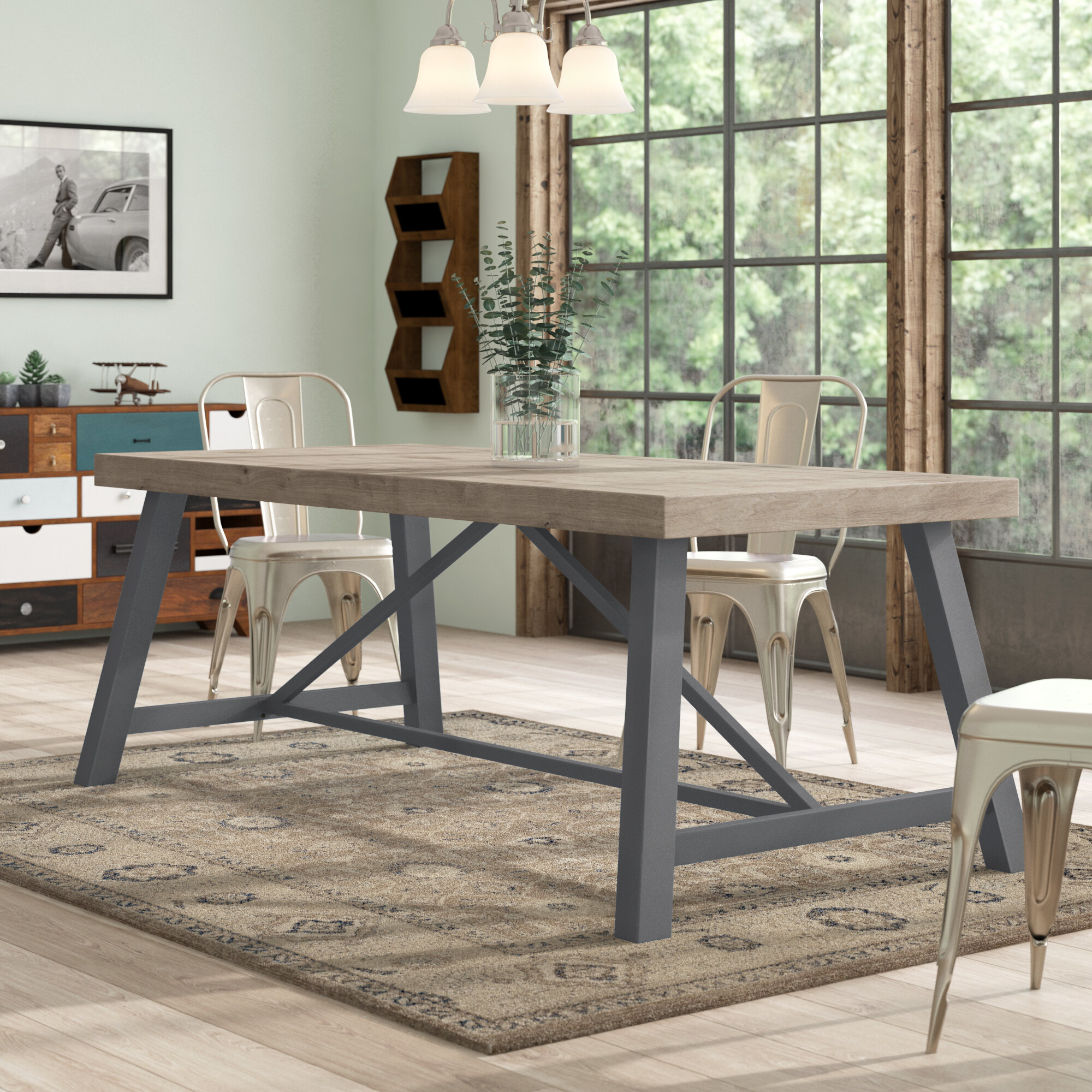 Borough Wharf San Diego Dining Table Reviews