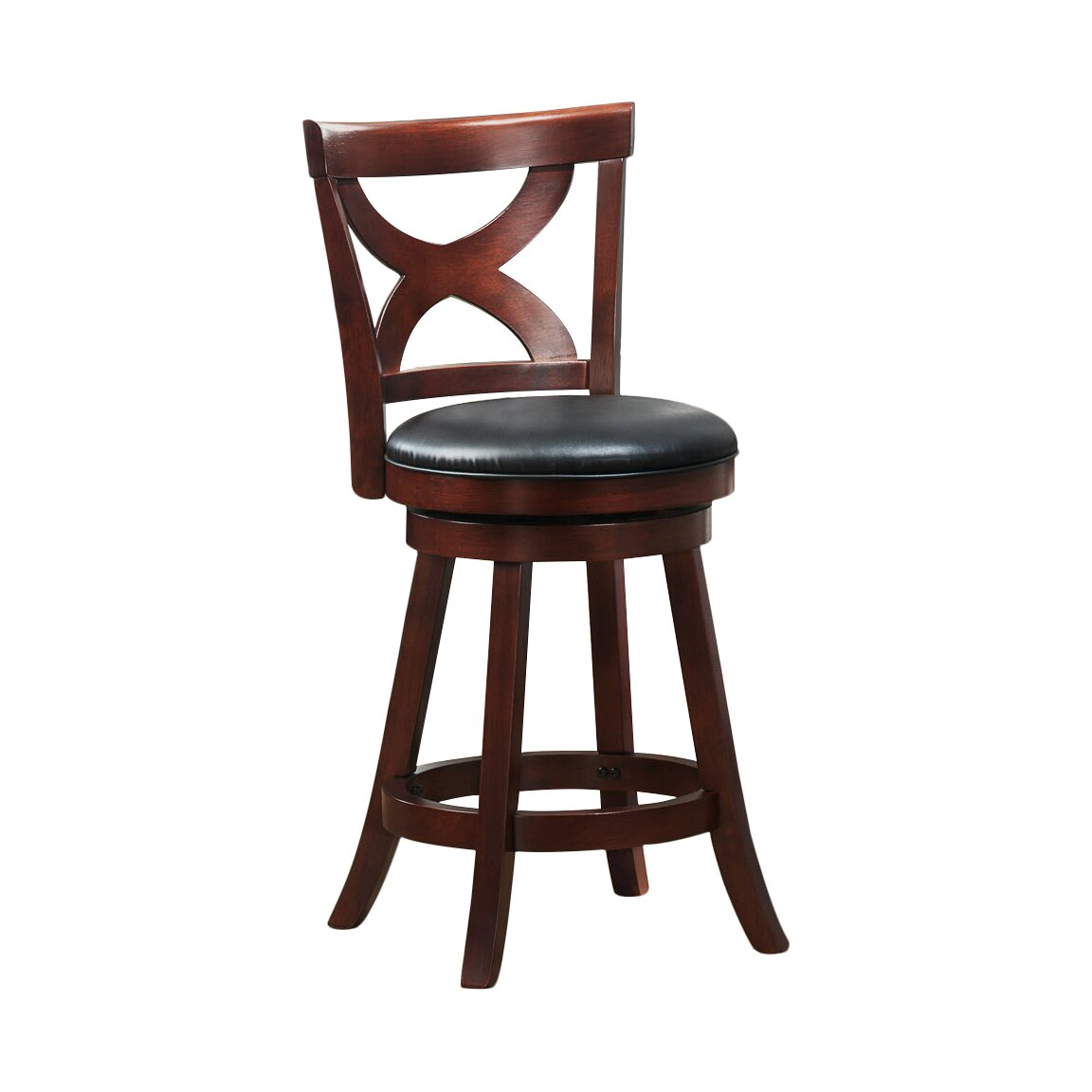 Kingstown Home Wade 24quot Swivel Bar Stool amp Reviews Wayfair : Wade2422SwivelBarStool from www.wayfair.com size 1152 x 1152 jpeg 57kB