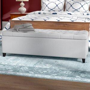 Amalfi Upholstered Storage Bench