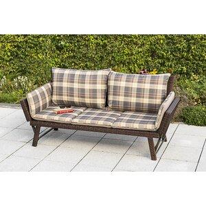 3-Sitzer Schlafbank Primrose von Garten Living