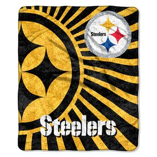 Blankets   Throws Pittsburgh Steelers You ll Love  dad3380f7